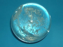 Related 57 mm Quartz Crystal Ball