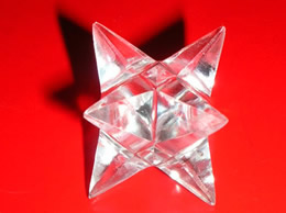 Related 20 mm Quartz Crystal Merkaba