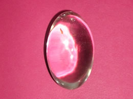 50 Gms Crystal Shiva Lingam