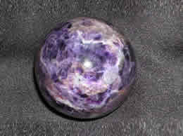 Related 180 Gms Amethyst Crystal Ball