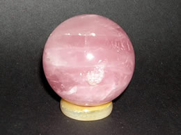 Related 500 Grams Rose Quartz Crystal Ball