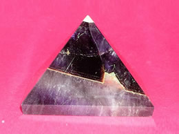 Related 47 mm Amethyst Pyramid