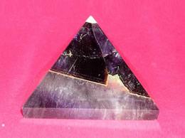 47 mm Amethyst Pyramid