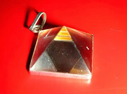Related Pyramid Pendant