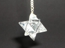 Related Crystal Merkaba Pendulum