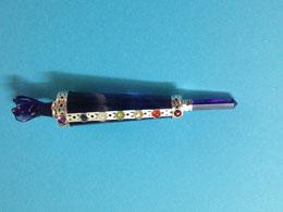 Amethyst Angel wand