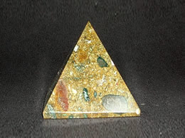 Related 35mm Fancy Agate Pyramid
