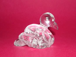 Related Quartz Crystal Duck