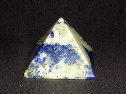 Related 25 mm Lapis Lazuli Pyramid