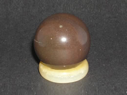 Related 25 mm Fancy Agate Ball